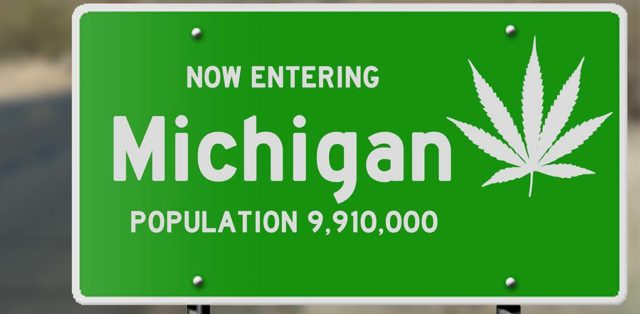 Michigan Sign Cannabis Legalization