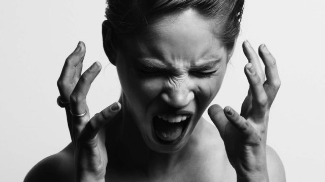 Woman Shouting in Despair - Banner Image for Cutting Through The Frustrating Maze Of The New Farm Bill Blog