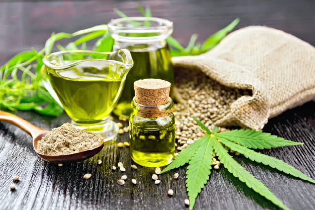 Hemp Oil in Three Glass Jars - Banner Image for US Legalization Of Hemp Set To Unleash Unprecedented Acceleration In America's Overall Economic Wealth Blog