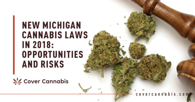 Cannabis Buds - Banner Image for New Michigan Cannabis Laws in 2018 Opportunities and Risks Blog