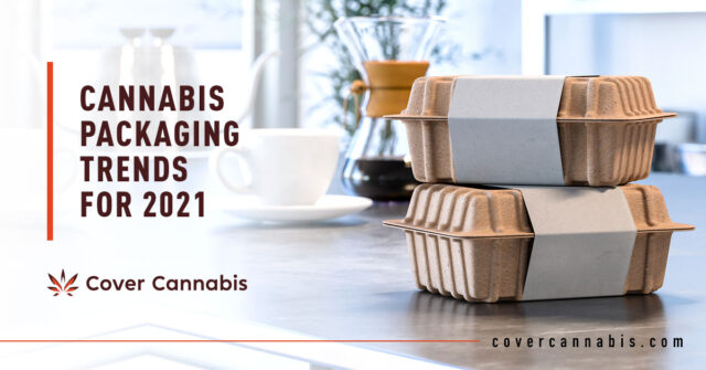 Boxes on Table - Banner Image for Cannabis Packaging Trends for 2021 Blog